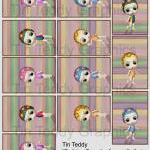 Crafting Tags - Bathing Bea..